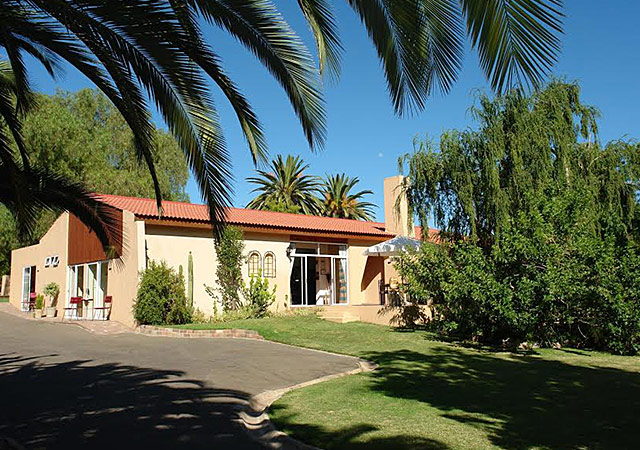 101 Oudtshoorn Holiday Accommodation