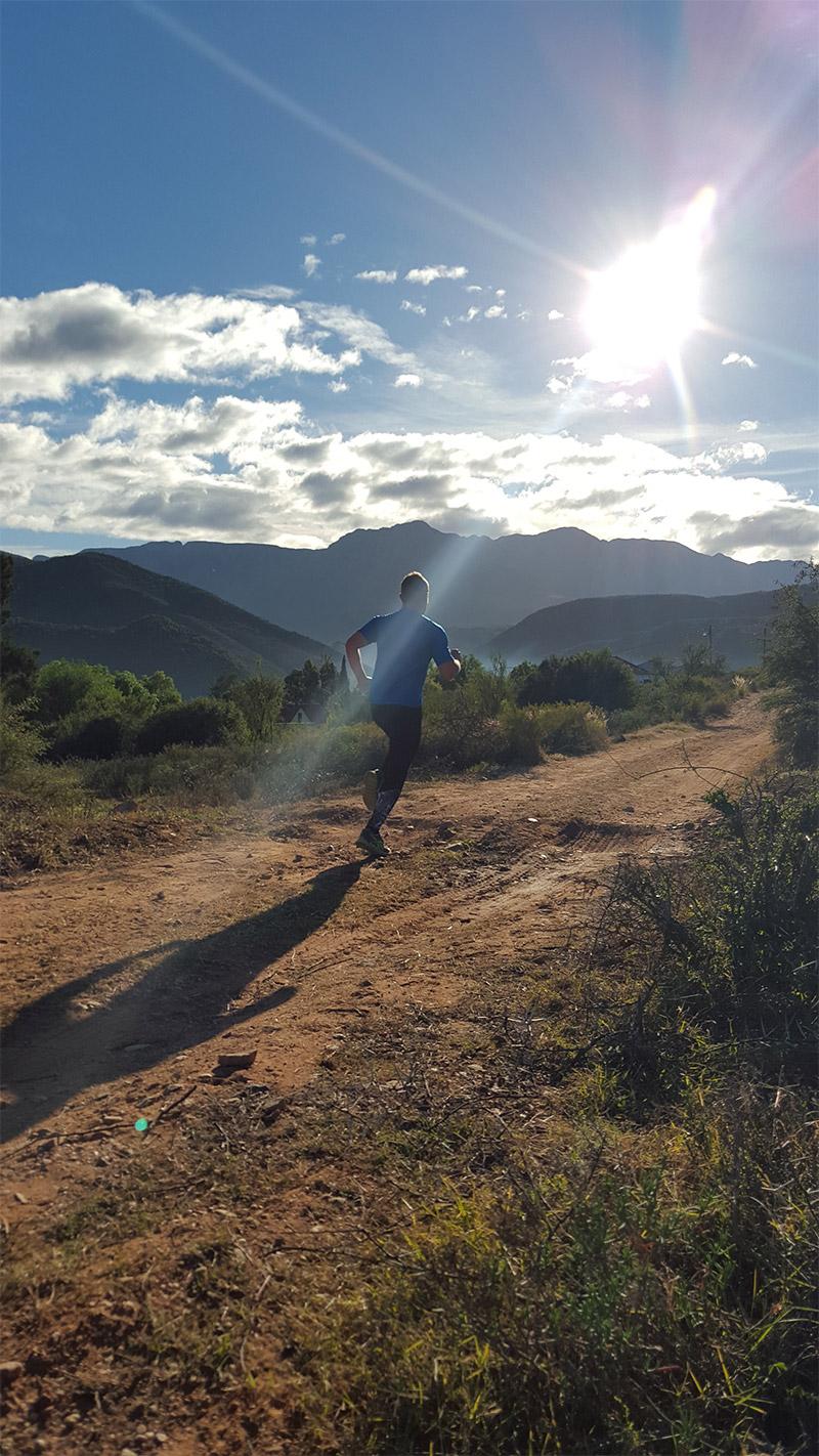 9.5 km Trail Run