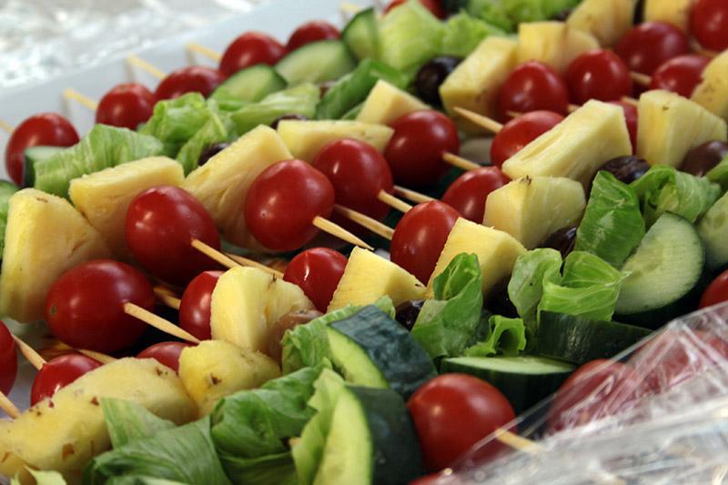 Food platter to enjoy
