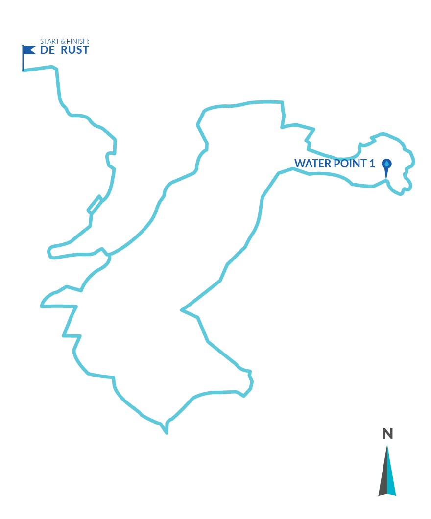 Mountain Bike Route 31km