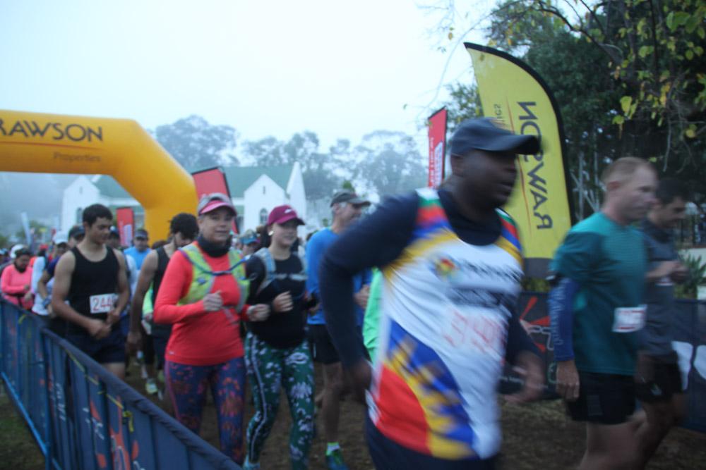 Meiringspoort Trail Run 2017