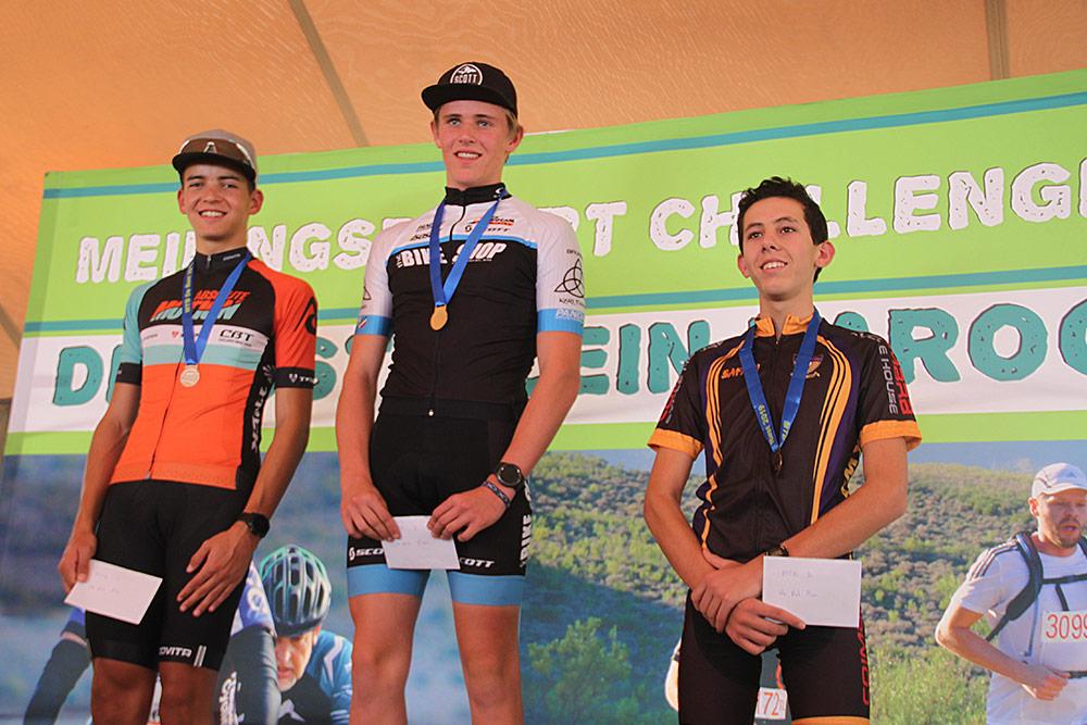 Meiringspoort Challenge MTB 31km Winners Men