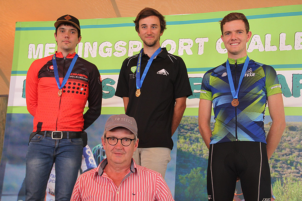 Meiringspoort Challenge MTB 61.5km Winners Men