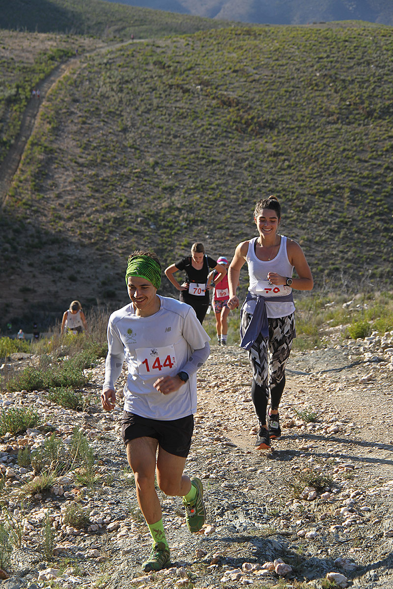 Mieringspoort Challenge Trail Run 2019